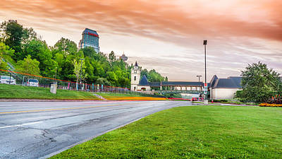 North America Photograph - Towns by Lenil  Joy