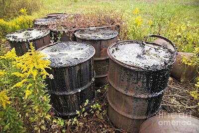 Toxic Waste Art Print
