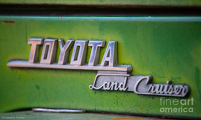 Photograph - Toyota Lc by Susan Herber