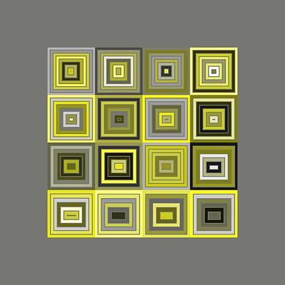 Gray Digital Art - Tp.1.48 by Gareth Lewis
