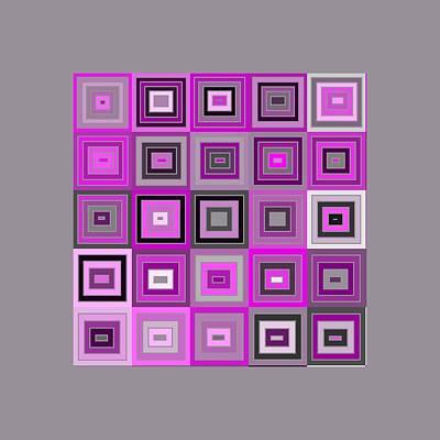 Geometry Digital Art - Tp.1.53 by Gareth Lewis