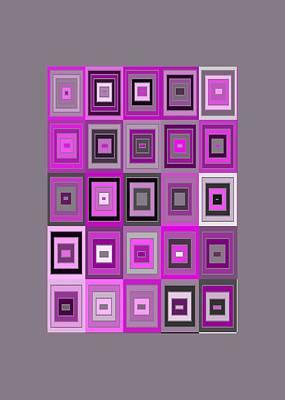 Series Digital Art - Tp.2.53 by Gareth Lewis