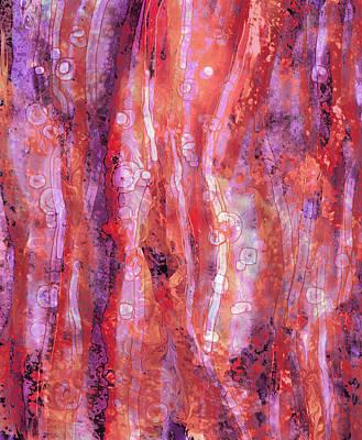 Psychological Digital Art - Traces by Rachel Christine Nowicki