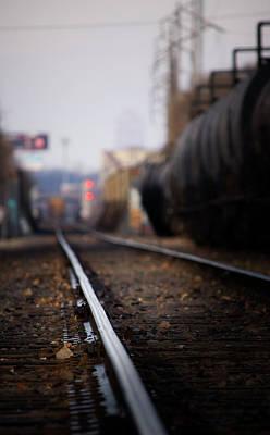 Photograph - Track Life by Matthew Blum
