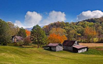 Photograph - Trackrock Homestead by Joe Duket
