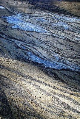 Photograph - Tracks by Lynda Lehmann