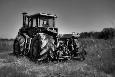 Photograph - Tractor 2 by Ester Rogers