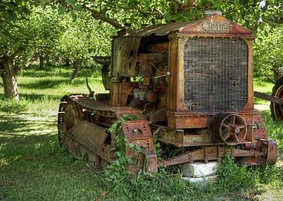 Photograph - Tractor 4 by Doug Matthews