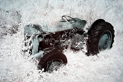 Photograph - Tractor Heaven by Luke Moore
