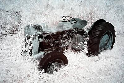 Photograph - Tractor Heaven by Luke Moore