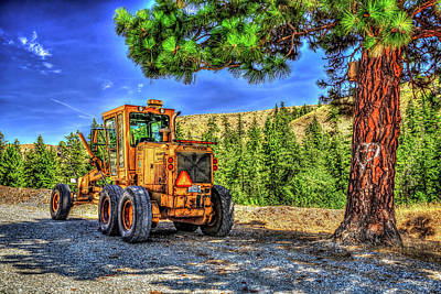 Photograph - Tractor Love by Spencer McDonald