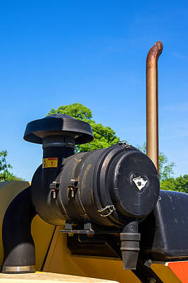 Photograph - Tractor Pipe by Bill Jordan