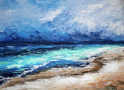 Painting - Trade Winds by William Love