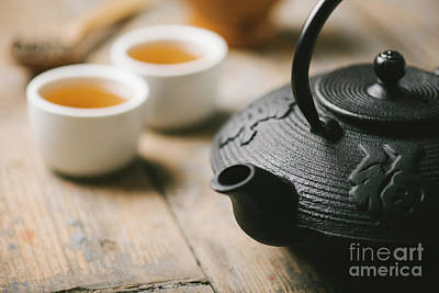 Photograph - Traditional Asian Tea by Jelena Jovanovic