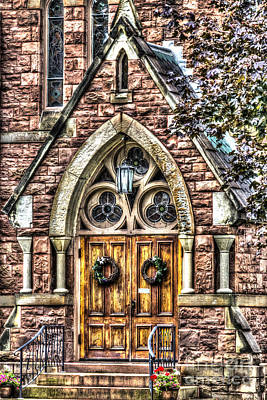 Photograph - Traditional Church by Joann Long