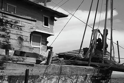 Traditional Fishing Ship 1 Original