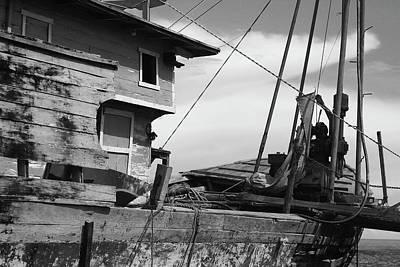 Traditional Fishing Ship 1 Original