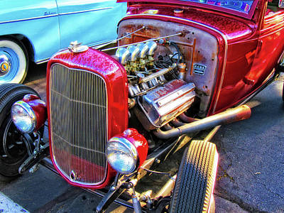 Photograph - Traditional Hemi by David King
