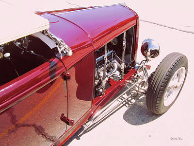 Photograph - Traditional Roadster by David King