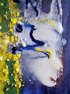 Phantasie Painting - Traeumerei by Alexander Christian Schilder