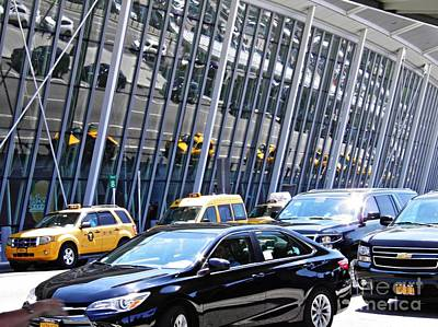 Photograph - Traffic At Kennedy Airport by Sarah Loft