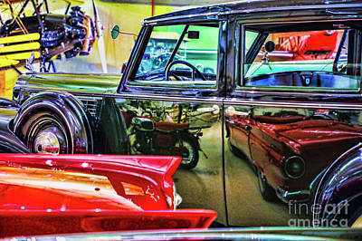 Photograph - Traffic Jam by Rick Bragan