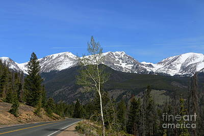 Photograph - Trail Ridge Road May 2017 by Christiane Schulze Art And Photography