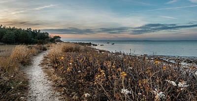 Photograph - Trail To Little Island by Jennifer Kano