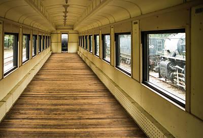 Photograph - Train Car Wagon by Marius Sipa
