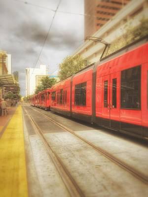Photograph - Train Daze  by Regina Avila