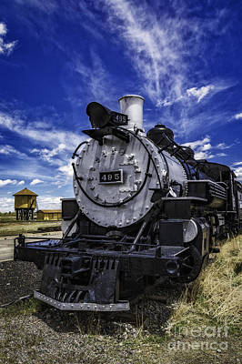 Photograph - Train Kept A Rollin by Bitter Buffalo Photography