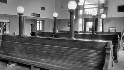 Train Station Original by Photo joe Ruffin