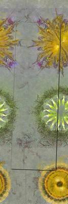 Fineness Painting - Traineeship Fineness Flower  Id 16165-221356-20071 by S Lurk