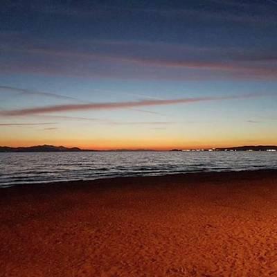 Tramonto Di Fine Carnevale#sunset Original