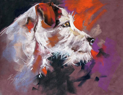 Painting - Tramp by Rae Andrews