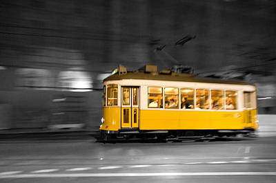 Photograph - Trams Of Lisbon II by Bruno Amaral