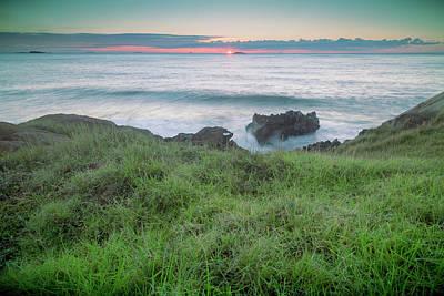 Photograph - Tranqual Morning At Port Kembla by Bradley Rasmussen