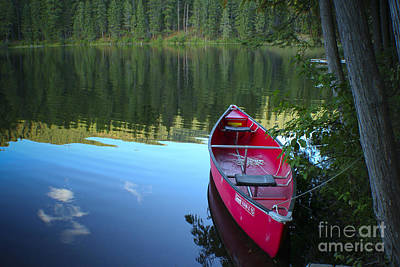 Photograph - Tranquil Afternoon by Idaho Scenic Images Linda Lantzy