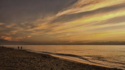 Photograph - Tranquil Beach by Don Durfee