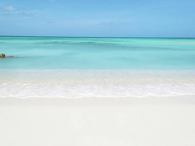 Aruba Photograph - Tranquil Beach by William Andrew