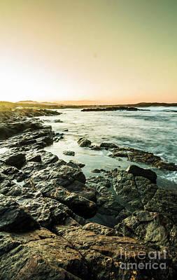 Seashore Wall Art - Photograph - Tranquil Cove by Jorgo Photography - Wall Art Gallery