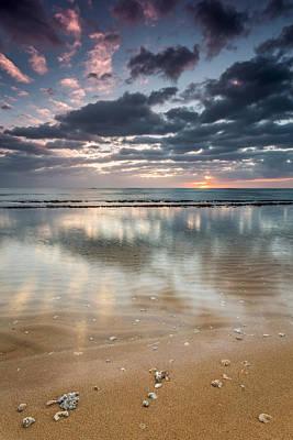 Photograph - Tranquil Kauai Sunrise by Pierre Leclerc Photography