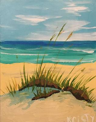 Easterseals Painting - Tranquil by Kristy S