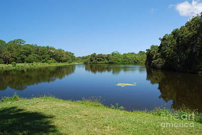 Photograph - Tranquil Lake by Gary Wonning