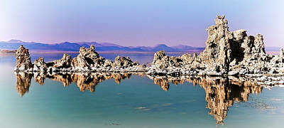 Photograph - Tranquil Mono Lake by Athena Mckinzie