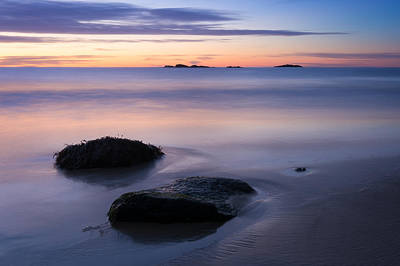 Photograph - Tranquil Morning Singing Beach by Michael Hubley