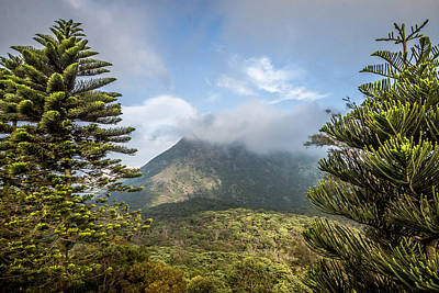 Photograph - Tranquil Mountain by Dave Hall