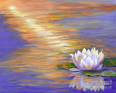 Painting - Tranquil by Pat Heydlauff