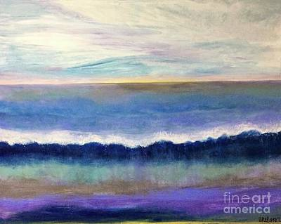 Painting - Tranquil Seas by Kim Nelson