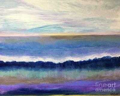 Tranquil Seas Art Print